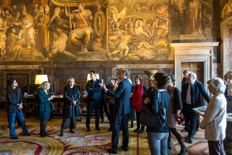 Palazzo Farnese (14 sur 18)