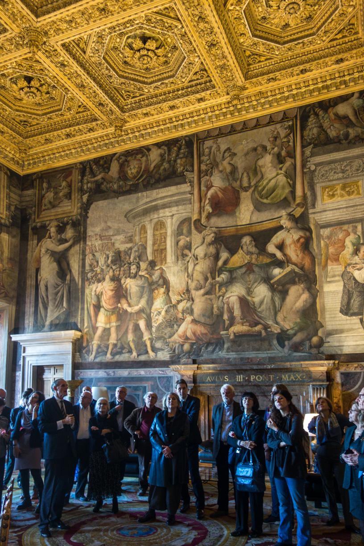 Palazzo Farnese (16 sur 18)
