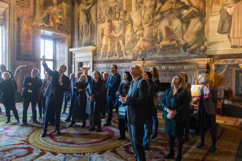 Palazzo Farnese (17 sur 18)