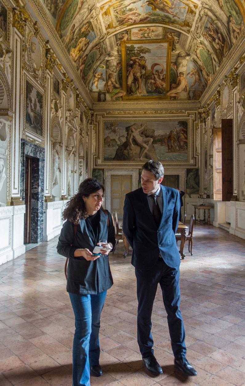Palazzo Farnese (8 sur 18)
